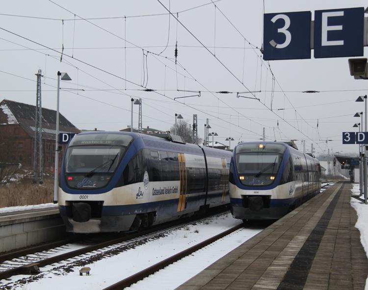 Bahnhof Güstrow