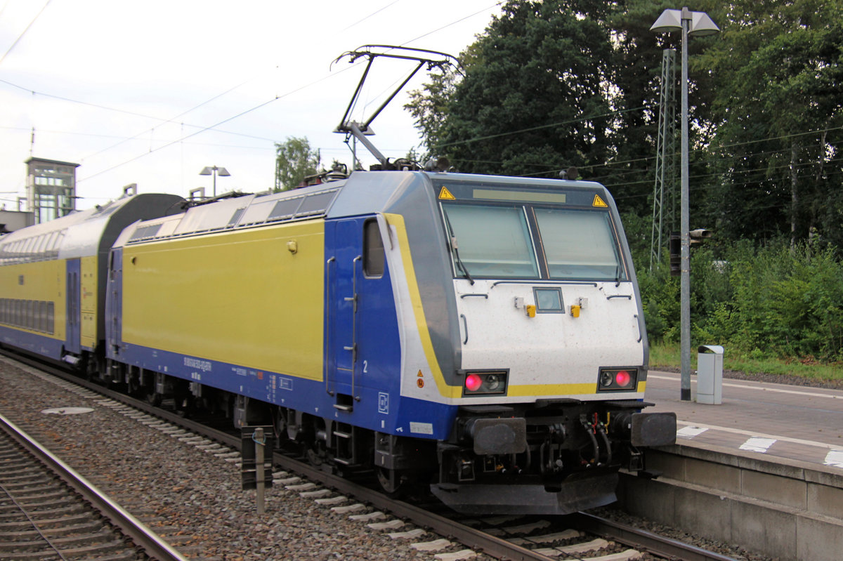 146 503-8 (NVR-Nr. 91 80 6146 503-8 D-BTH) am 10.08.2020 in Tostedt.