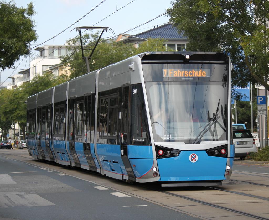 6n2 Wagen 601 War Am Als Fahrschule In Der