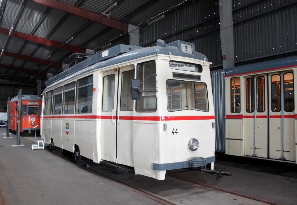 Lowa Wagen 44 Stand Am Im Depot 12 In Rostock
