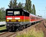 -21/148655/die-deutschland-114-013-6-im-s-bahnhof Die Deutschland 114 013-6 im S-Bahnhof Rostock-Holbeinplatz