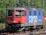 Hamburg-Spezial/143192/sbb-cargo-421-373-2-stand-ganz-alleine SBB-Cargo 421 373-2 stand ganz alleine im Bahnhof Hamburg-Harburg(04.06.2011)