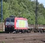 Hamburg-Spezial/143217/cfl-4001-bei-der-durchfahrt-im CFL 4001 bei der Durchfahrt im Bahnhof Hamburg-Harburg.(04.06.2011)