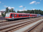Der 628 556,am 19.August 2016,in Basdorf.