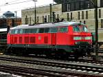 BR 218/433861/218-830-8-war-abgestellt-beim-bf 218 830-8 war abgestellt beim bf hannover,08.04.15