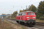BR 218/511527/218-261-6-am-01112012-in-tostedt 218 261-6 am 01.11.2012 in Tostedt.