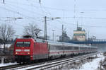 BR 101/533263/101-011-5-am-14122012-in-tostedt 101 011-5 am 14.12.2012 in Tostedt.