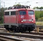 br-110-115bugelfalte/285139/110-469-4db-regio-nrw-dortmundabgestellt-im-rostocker 110 469-4(DB-Regio NRW Dortmund)abgestellt im Rostocker Hbf.09.08.2013