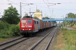 BR 151/516639/151-062-7-am-04072012-in-tostedt 151 062-7 am 04.07.2012 in Tostedt.