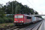 155 008-6 am 23.08.2012 in Tostedt.