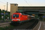 DB 182 014 mit IRE 4272 am 05.09.2016 in Hamburg-Harburg