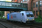 Rpool / Transpetrol E186 145  Retrack  Lz am 05.09.2016 in Hamburg-Harburg