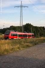 br-442144224429442/289131/442-631-8-als-rb21-rb-18678 442 631-8 als RB21 (RB 18678) von Potsdam Griebnitzsee nach Wustermark in Satzkorn. 23.08.2013