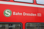S-Bahn Dresden am 15.10.2016 in Warnemünde.