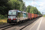MRCE X4E-606 (WLC) am 09.07.2016 in Tostedt.