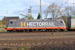 HECTORRAIL - 241 009-8 am 22.04.2016 in Tostedt.